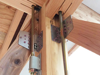 地震大国の日本で安心安全に暮らすには。高い耐震性を備えた住まいが必要です